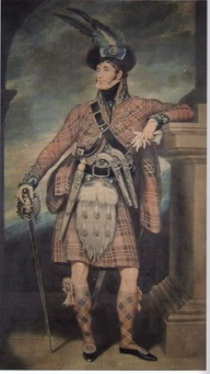 Sir Evan MacGregor Murray in 1822